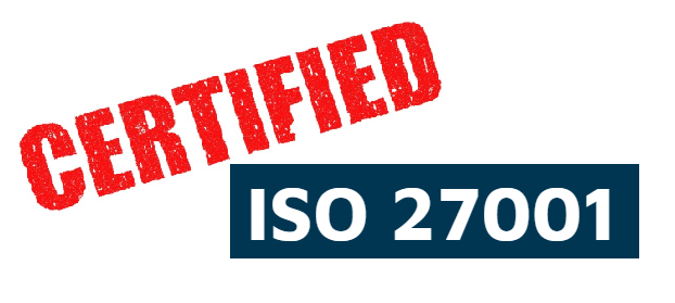 NewsMan-Email-Marketing-Certificat ISO 27001